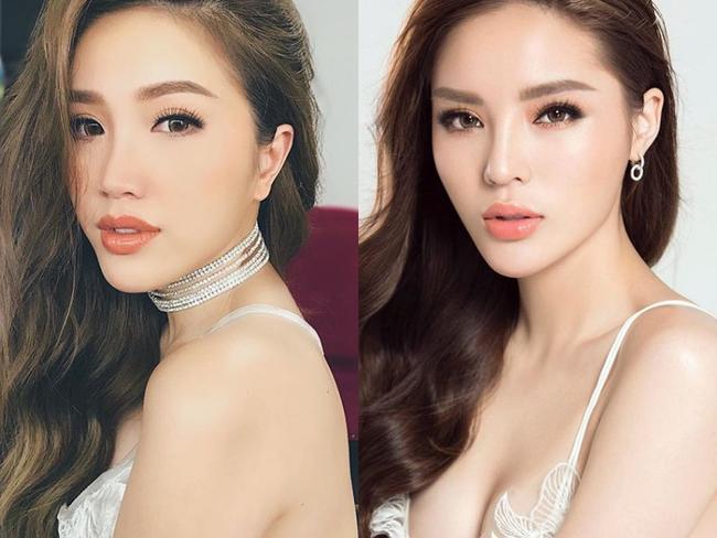 Thợ photoshop non tay hô biến tóc mới cho Bảo Thy còn khuyến mãi thêm vầng trán hồng rực-8