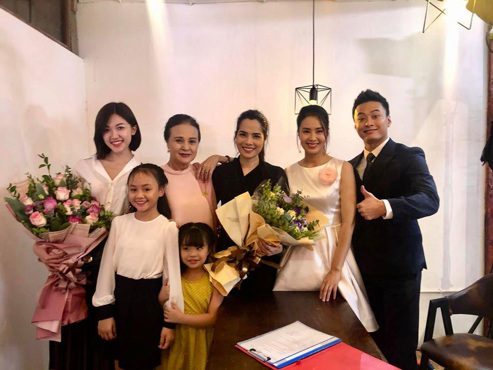 Hoa Hồng Trên Ngực Trái quay xong, đám cưới cuối phim của San hay Khuê?-2