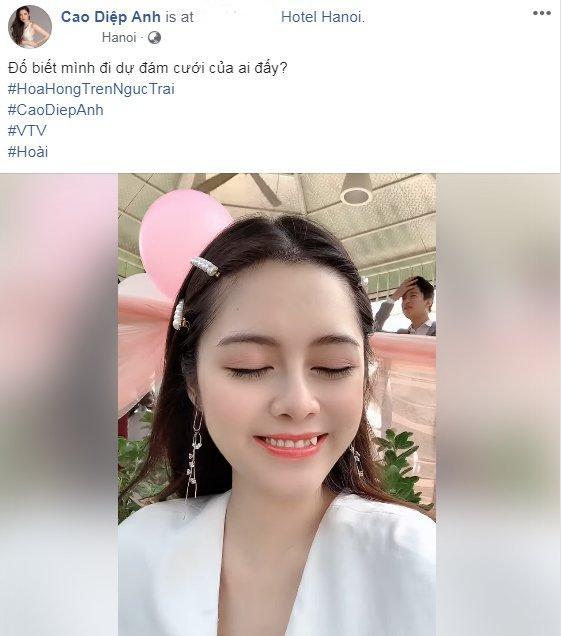 Hoa Hồng Trên Ngực Trái quay xong, đám cưới cuối phim của San hay Khuê?-3