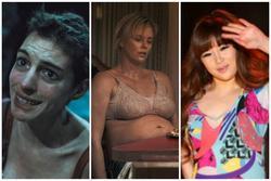 Sao nữ thế giới tự 'hành xác' vì công việc: Minh tinh Hollywood phá nhan sắc, người đẹp Hàn Quốc lột xác đầy quyến rũ