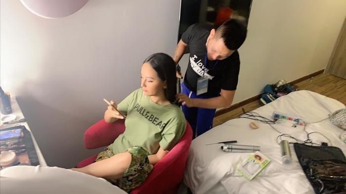 Ai sướng như Nhã Phương - Hương Giang, được chăm sóc như bà hoàng trước khi lên sân khấu-10