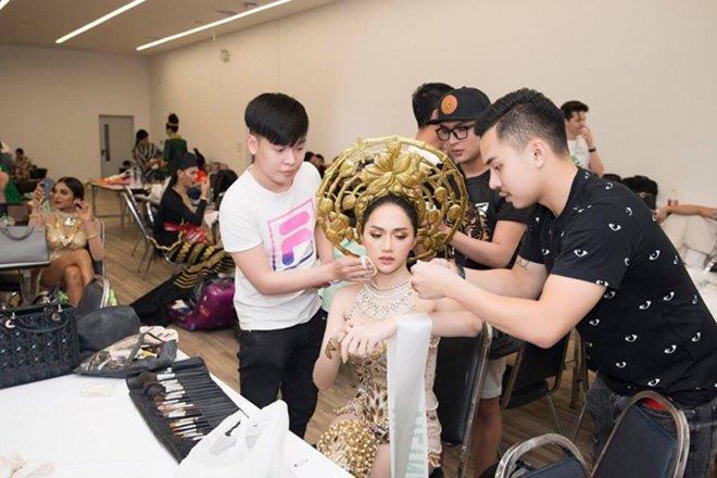 Ai sướng như Nhã Phương - Hương Giang, được chăm sóc như bà hoàng trước khi lên sân khấu-3