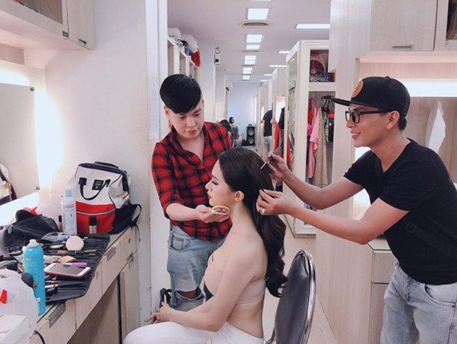 Ai sướng như Nhã Phương - Hương Giang, được chăm sóc như bà hoàng trước khi lên sân khấu-4
