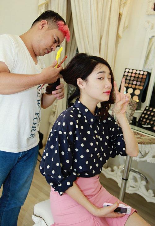 Ai sướng như Nhã Phương - Hương Giang, được chăm sóc như bà hoàng trước khi lên sân khấu-9