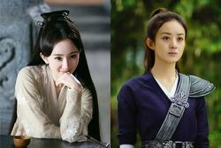 Tạo hình cổ trang của 5 nữ diễn viên Hoa ngữ