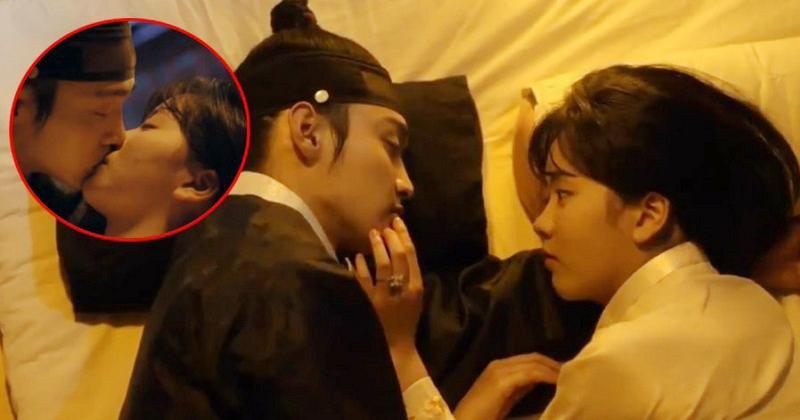 Kim So Hyun có cảnh giường chiếu đầu tiên trong sự nghiệp-2