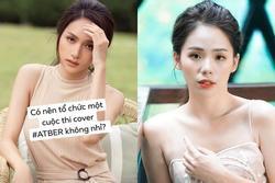 Hương Ly bị 'triệu tên' khi Hương Giang thả thính về việc sắp tổ chức cuộc thi cover #ADODDA 3