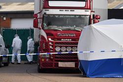 'Không công bố danh tính 39 người Việt tử vong ở Anh'
