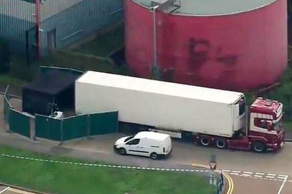 Vụ 39 người chết ở Anh: 8 gia đình Hà Tĩnh nhận điện chia buồn-1