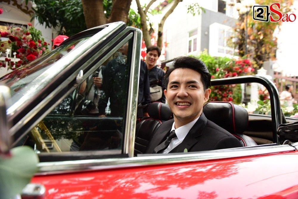 Dàn xế 12 con sang - xịn - mịn trong đám hỏi Đông Nhi - Ông Cao Thắng, dẫn đầu là siêu xe Abarth phiên bản duy nhất tại Việt Nam-1