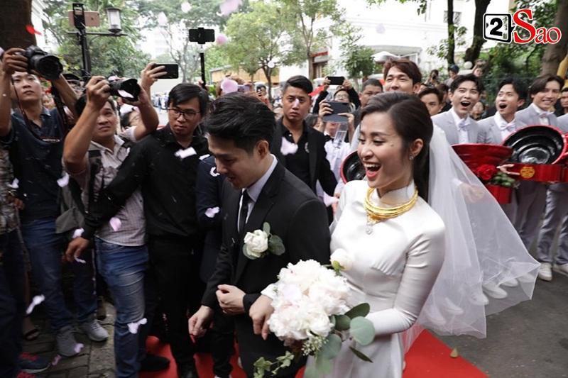 Xe hoa đã lăn bánh tới nhà chú rể Ông Cao Thắng-2