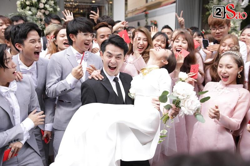Gia đình Ông Cao Thắng: Cảm ơn nhà gái đã cho chúng tôi người con dâu tuyệt vời-3