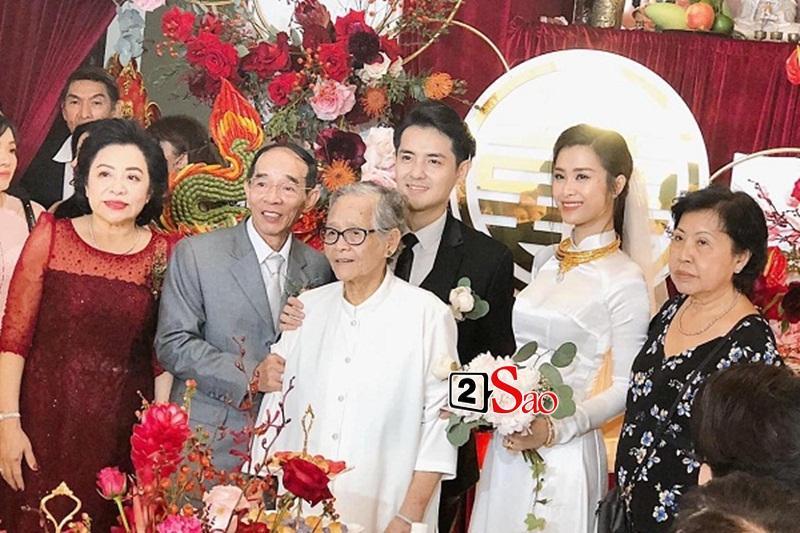 Gia đình Ông Cao Thắng: Cảm ơn nhà gái đã cho chúng tôi người con dâu tuyệt vời-5