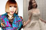 Minzy (2NE1) bất ngờ đăng tải hình ảnh xinh đẹp trong bộ váy cưới, phải chăng cô nàng sắp lên xe hoa?