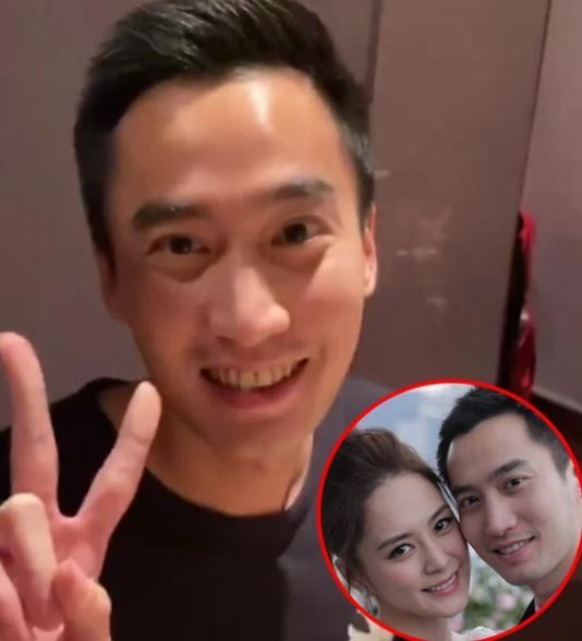 Chồng Chung Hân Đồng lộ video đi ăn với hotgirl dù luôn miệng khẳng định bận không có thời gian sinh con với vợ-1