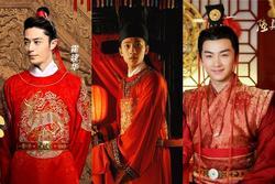 Điểm danh những tân lang đẹp nhất trên phim cổ trang Hoa ngữ