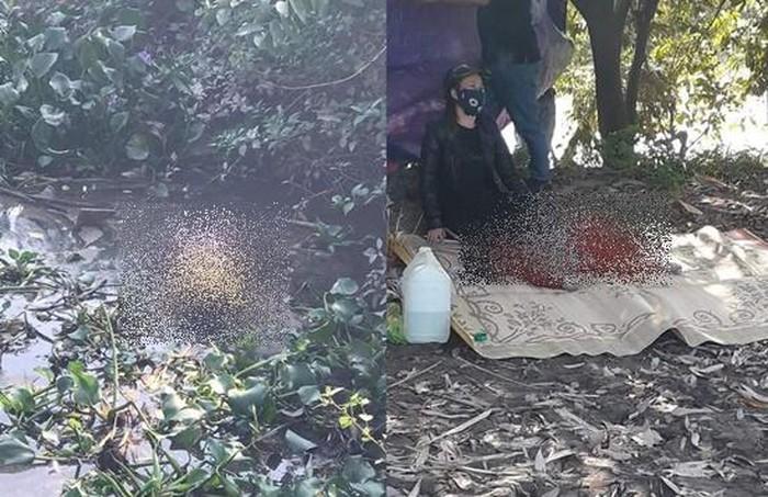 Tìm thấy thi thể 2 mẹ con trong vụ mẹ ném con xuống sông rồi nhảy cầu tự tử-1