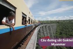 Tuyến đường sắt trăm tuổi cao 4.220 m so với mực nước biển