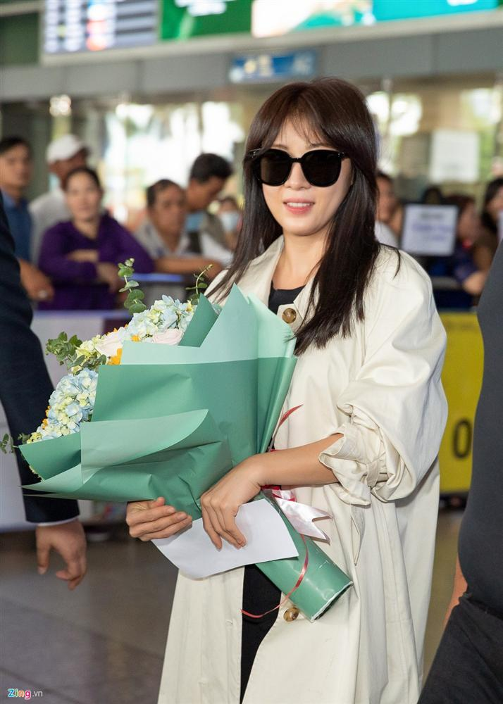 Mỹ nhân Hàn Quốc Ha Ji Won tham dự sự kiện ở Việt Nam-1