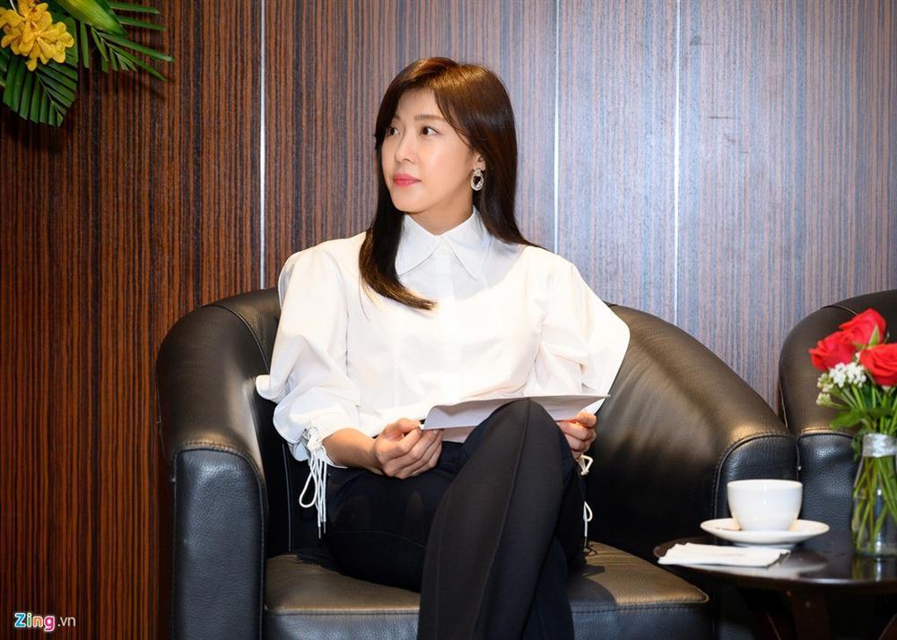 Mỹ nhân Hàn Quốc Ha Ji Won tham dự sự kiện ở Việt Nam-4