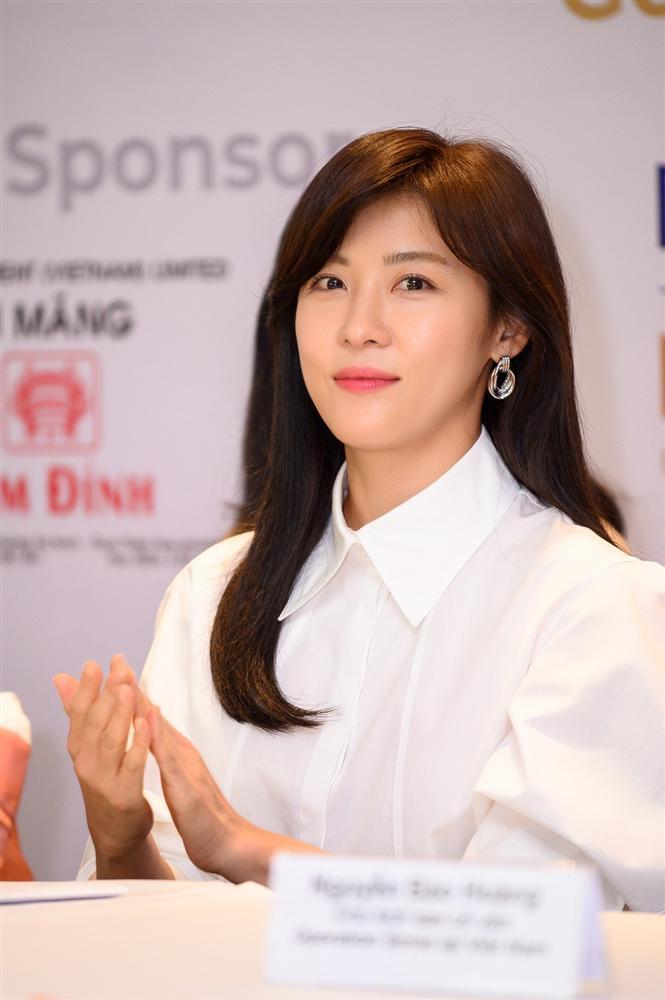 Mỹ nhân Hàn Quốc Ha Ji Won tham dự sự kiện ở Việt Nam-6