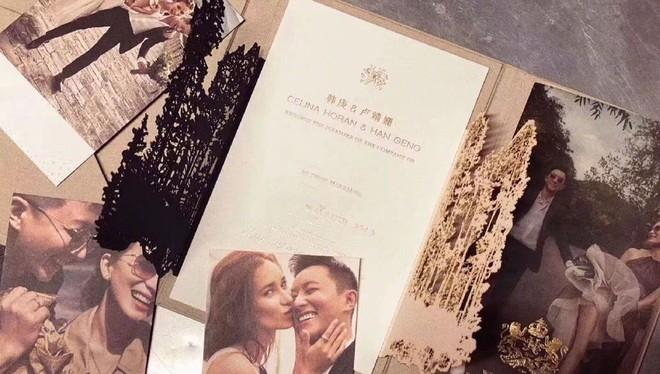Hàn Canh cưới mỹ nhân Hong Kong vào tháng 12?-1