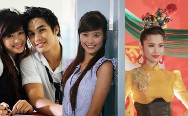GÓC ĐÀO MỘ: Trước khi làm cô dâu xinh đẹp, Đông Nhi từng là ma nữ ám ảnh Ông Cao Thắng-1