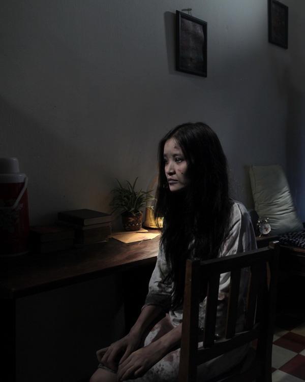GÓC ĐÀO MỘ: Trước khi làm cô dâu xinh đẹp, Đông Nhi từng là ma nữ ám ảnh Ông Cao Thắng-5