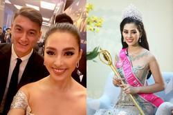 Hoa hậu Tiểu Vy gặp thủ môn Đặng Văn Lâm: Dân mạng phát cuồng vì sự đẹp đôi hiếm có