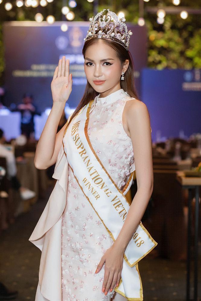 Chưa thi Miss Suprational mà Ngọc Châu đã bị tố hủy đơn hàng, quỵt tiền trang phục của nhà thiết kế-4