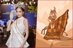 Chưa thi Miss Suprational mà Ngọc Châu đã bị tố hủy đơn hàng, quỵt tiền trang phục của nhà thiết kế