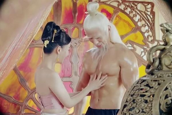 Sự thật cảnh nóng gây phẫn nộ trên phim của Thái Thượng Lão Quân và La Sát-1