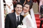 Ông Cao Thắng bật khóc trong hôn lễ: Cảm ơn em đã để anh chăm sóc em và con của chúng ta-3