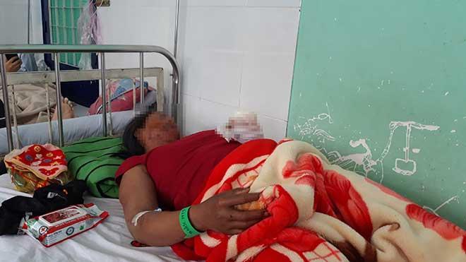 Nổ đầu đạn 9 người bị thương ở Kon Tum: Phút kinh hoàng của người mẹ mò mẫm cứu con trong đống đổ nát-3