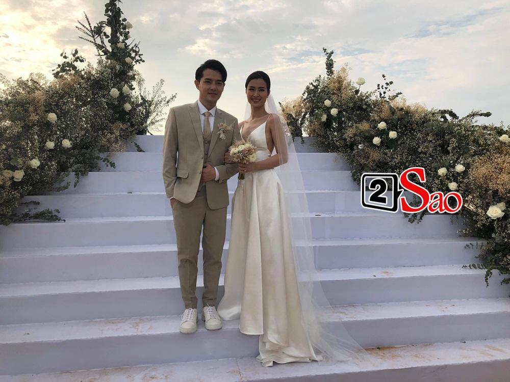 Chiêm ngưỡng toàn bộ 10 váy cưới đẹp xuất sắc biến Đông Nhi thành công chúa cổ tích trong siêu đám cưới-1