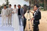 TRỰC TIẾP: Trấn Thành - Ngô Thanh Vân - Lệ Quyên xuất hiện trong đám cưới Đông Nhi