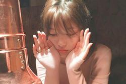 'Sao nhí xinh nhất xứ Hàn' Kim Yoo Jung khoe ảnh đáng yêu dù đang bị cảm