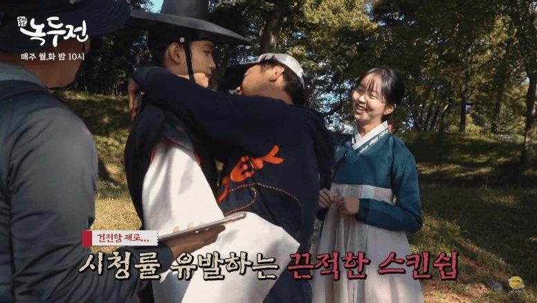 Sự thật khó tin đằng sau những cảnh hôn mùi mẫn trong phim Hoa - Hàn-9