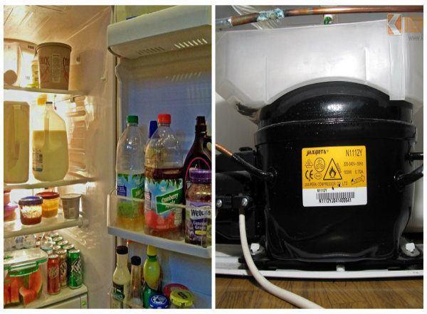 Dấu hiệu cảnh báo tủ lạnh hết gas, phải thay ngay kẻo cả nhà gặp họa-1