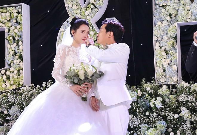 Những quy định đặc biệt ở các lễ cưới sao Việt-4