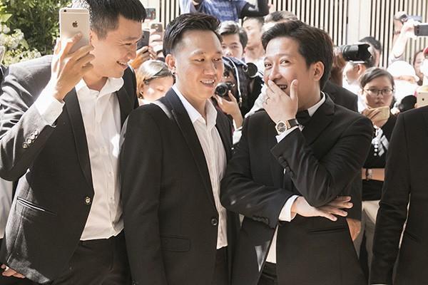 Những quy định đặc biệt ở các lễ cưới sao Việt-5