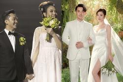 Những quy định đặc biệt ở các lễ cưới sao Việt
