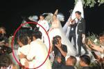 Bị Trấn Thành chơi khăm, Diệu Nhi vừa á khẩu vừa tẽn tò trong đám cưới Đông Nhi-3