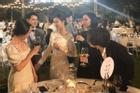 TRỰC TIẾP: Đông Nhi - Ông Cao Thắng tưng bừng nâng ly với khách mời trong tiệc cưới