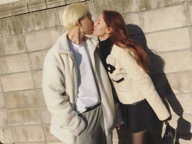 Xinh đẹp kiêu kỳ là vậy, hóa ra HyunA là người cảm nắng Dawn trước-1