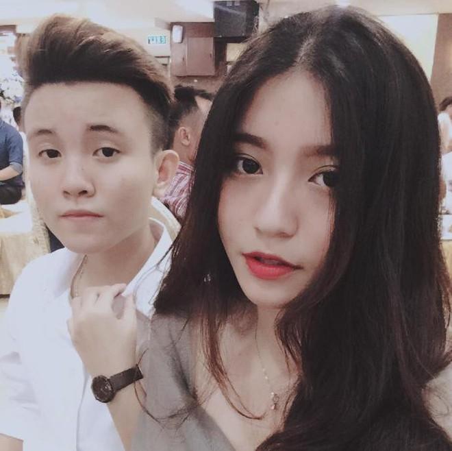 Tình yêu của hot girl - tomboy đình đám giới LGBT Sài Gòn-1
