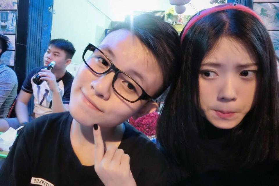 Tình yêu của hot girl - tomboy đình đám giới LGBT Sài Gòn-6