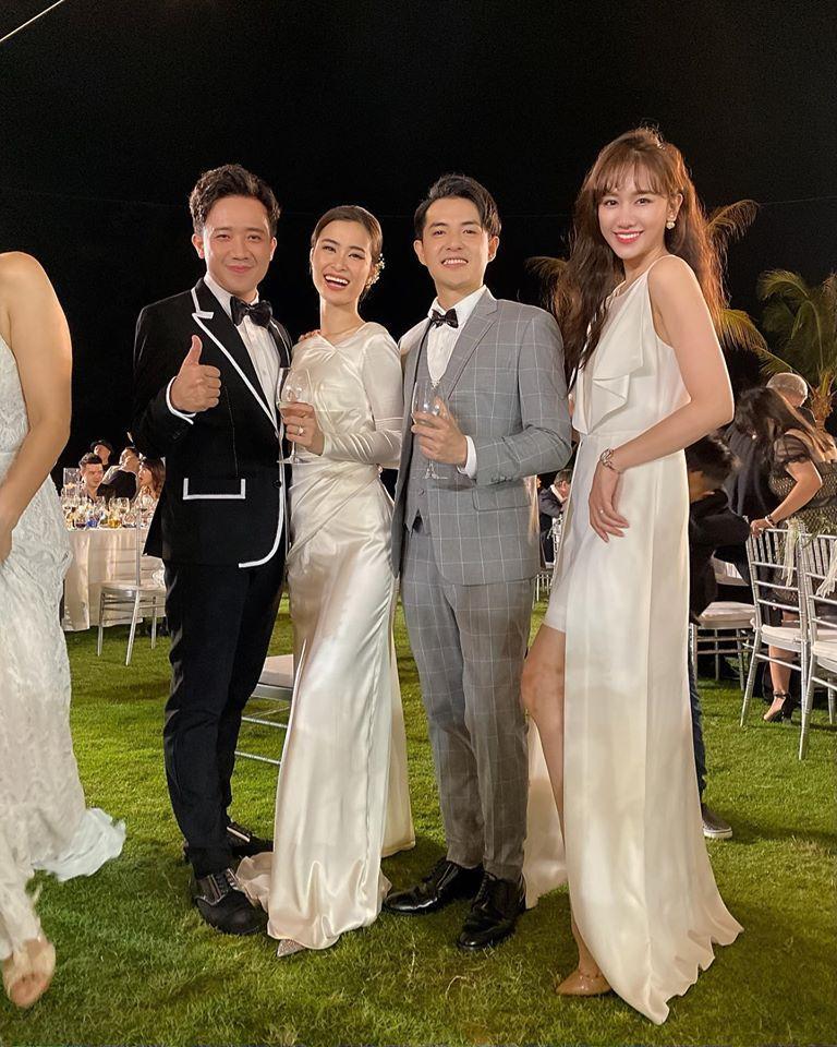 Lầy như sao Việt dự đám cưới Đông Nhi: Ngô Kiến Huy đá xéo cô dâu, Thu Minh tưởng mình là nhân vật chính-7