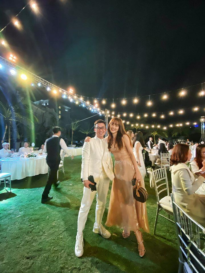 Lầy như sao Việt dự đám cưới Đông Nhi: Ngô Kiến Huy đá xéo cô dâu, Thu Minh tưởng mình là nhân vật chính-10