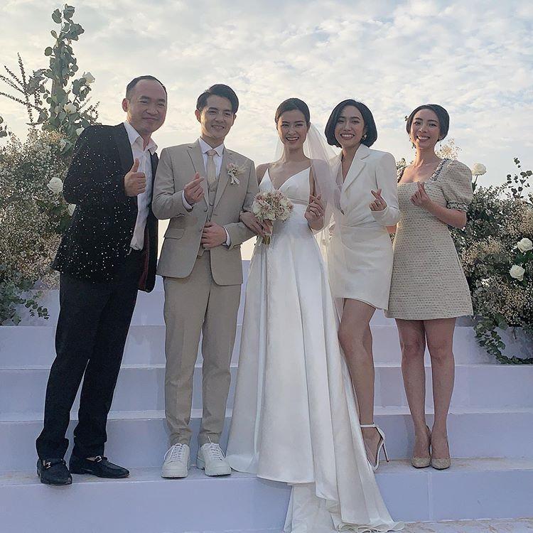 Lầy như sao Việt dự đám cưới Đông Nhi: Ngô Kiến Huy đá xéo cô dâu, Thu Minh tưởng mình là nhân vật chính-14